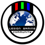 Legion Gaming Community logo