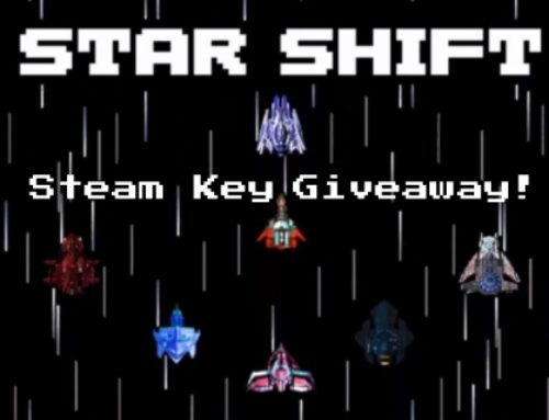 Star Shift Game Giveaway